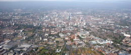 Manchester Metronet, UK - Welcome To The Wireless City