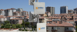 InfiNet Wireless makes city-like speeds a reality in Turkish town