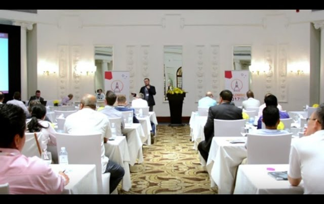 Overview video from InfiNet Wireless 8th International Partner Conference in Colombo, Sri Lanka